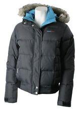 Special Blend Women's C1 Fluff Jacket - Blackout - Size Medium - NWT