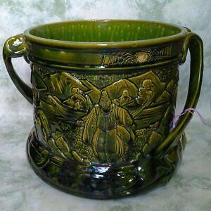 Rare Bretby Pottery England, Antique Planter / Jardinier, Art Nouveau c1900