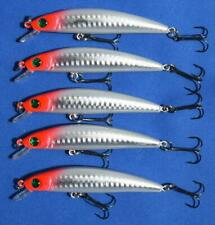 ( 5 ) RENEGADE LASER MINNOW  STYLE LURES
