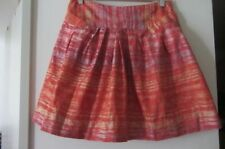 Cue Above Knee Acetate Skirts for Women
