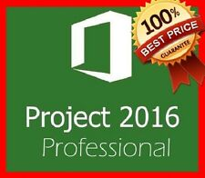 MICROSOFT PROJECT PRO PROFESSIONAL 2016 CODE LICENSE PRODUCT KEY AND DOWNLOAD