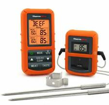ThermoPro Tp-20 Dual Probe Wireless Digital Cooking Thermometer Bbq Outdoor Egg