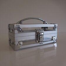 Coffret box CCB métal aluminium vintage art déco collection France