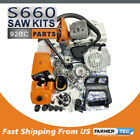 Farmertec+Complete+Repair+Kit+Engine+Motor+Cylinder+For+Stihl+MS660+066+Chainsaw