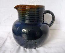 Blue Denby Pottery