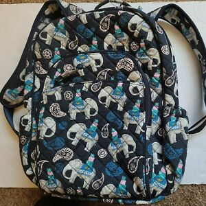 NWT Quilted Large Backpack Member's Mark Elephant Design