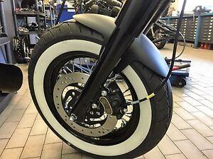 Frontfender 120-130er Harley Uni Softail Bobber Dyna VN VS XV VT XVS  Custom