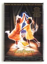 A Little Princess (1995) FRIDGE MAGNET (2 x 3 inches) movie poster