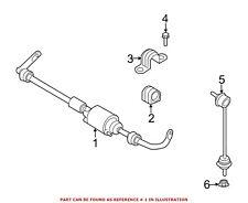 For BMW Genuine Suspension Stabilizer Bar Rear 37126780010