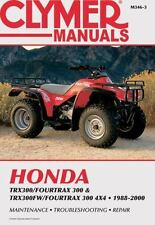 Honda TRX300 88-00 (Clymer All-Terrain Vehicles), Penton Staff