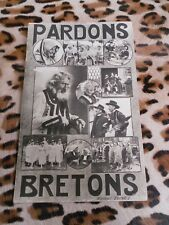 BINET Raphaël : Pardons bretons - 1934