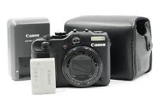 Canon PowerShot G12 10MP Digital Camera w/5x IS Zoom #257