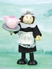 Le Toy Van - Budkins BK707 - Biegepuppe Tea Maid Milly für Puppenhaus