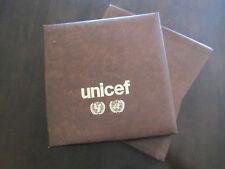 UNICEF-UNO,Vereinte Nationen Sammlung -mit FDC und Kleinbögen (D 287)