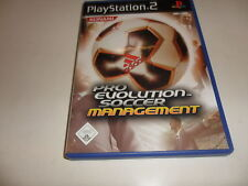 PlayStation 2 PS 2 Pro Evolution Soccer Management (6)