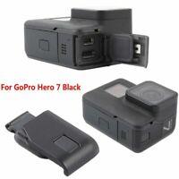 Waterproof PVC USB & HDMI Ports Side Door Cover For GoPro Hero 7 Black Camera