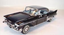 Franklin Mint 1/24 Cadillac Eldorado Brougham 1957 schwarz in Styroporbox #2221