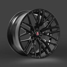 "22"" AXE EX30 ALLOY WHEELS TO FIT BENTLEY MERC ML GL R CLASS GLC"