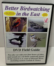 Better Birdwatching in the East 2009 DVD Field Guide USA Canada Habitats Loons