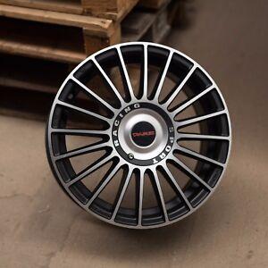 Set of (4) 15x6 et40 73.1 5x110/114.3 Dare Razor Alloy Wheels Kia Vauxall Honda