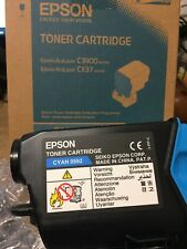 Epson Toner Ctg 0592, Genuine Epson ACULASER C3900 CZ37 Series