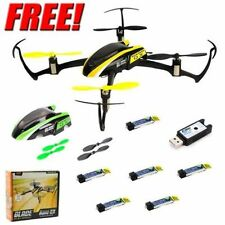 BLADE NANO QX BNF BIND IN FLY RC DRONE QUADCOPTER W/ 4 FREE BATTERYS BLH7680 !!