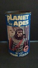 VINTAGE PLANET OF THE APES JIGSAW PUZZLE 96 PCS 1967
