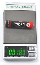 Mini Digital de Bolsillo Escala De Alta Calidad Con Baterías 100 G/0.01G - 500G/0.1G