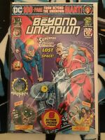 🔥100 PAGE GIANT WAL-MART🔥FROM BEYOND THE UNKNOWN #1 NM Unread