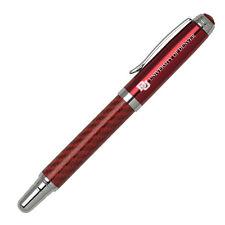 University of Denver - Carbon Fiber Rollerball Pen - Red