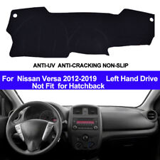 Car Dashboard Dash Mat Dash Cover for Nissan Versa 2012-2015 2016 2017 2018 2019