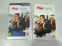 Play English Desvela el Misterio - Juego PSP PlayStation Edicion Española