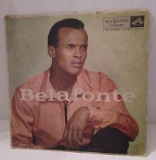 Harry Belafonte, Vinyl LP Record, RCA LPM1150, 1956