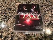 Kamikaze Taxi New Sealed DVD! 1995 Foot Soldier Asian Horror!