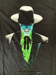 GRAPHITTI DESIGNS Joker DC Adult Shirt! Size XL! U.S. Seller! Rare