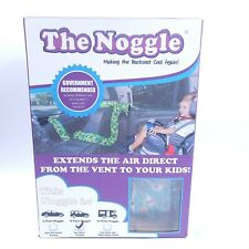 The Noggle - Making The Backseat Cool Again - Unique Air Vent Extender Provid...