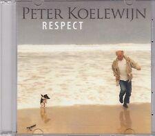 Peter Koelewijn-Respect Promo cd single