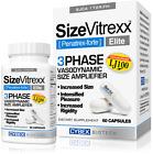 SizeVitrexx Male Enhancement Supplement - 1 Month Supply