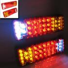 2 x 31 LED Trasero Luces Traseras Camión Caja para IVECO DAF SCANIA MERCEDES 24v