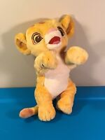 The Lion King Soft Baby Simba Stuffed Animal Plush Disney World Disney Babies