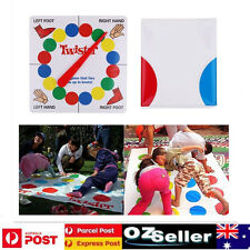 TWISTER GAME Family Board Game Kid Adult Educational Toy Hot Fun Party Game