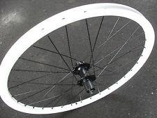 "Halo T2 Rear Wheel (26"") Shimano Disc Hub (WHITE) Mountain Bike 8 9 10 speed NEW"