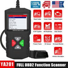 Automotive Code Reader Car Diagnostic Tool Full Obd2 Scanner Check Engine Light