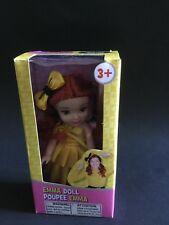 "The Wiggles Emma 6"" Emma With Yellow Tutu Bnib Free Shipping"