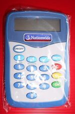 NATIONWIDE PINSENTRY PIN SECURITY FOR ONLINE BANKING READER CARD