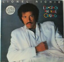 "LIONEL RICHIE  DANCING ON THE CEILING  12"" VINYL LP  ZL 72412"