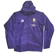 Orlando City SC Adidas Coach's Jacket Size L