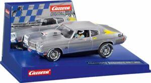 Carrera 20030951 Digital 132  Chevrolet Chevelle SSTM 454 Super Stocker III NEU