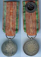 Médaille - Societe protection mutuelle voyageurs commerce argent 30