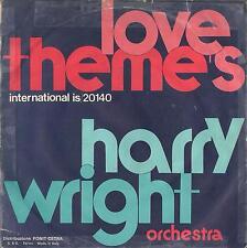 DISCO 45 Giri  Harry Wright Orchestra - Love's Theme / Gloom